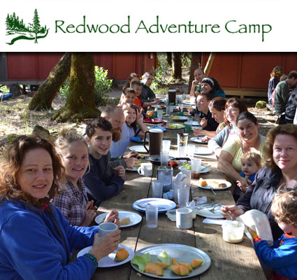 Redwood Adventure Family Camp
