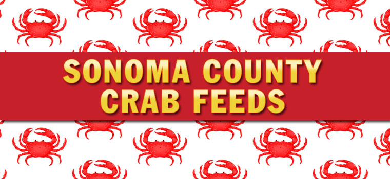 Sonoma County Crab Feeds